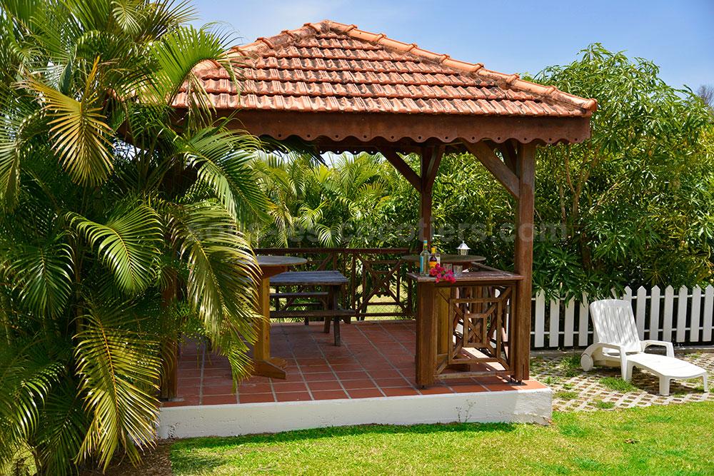 Martinique location martinique villa marliv sainte luce for Villa du jardin sentosa