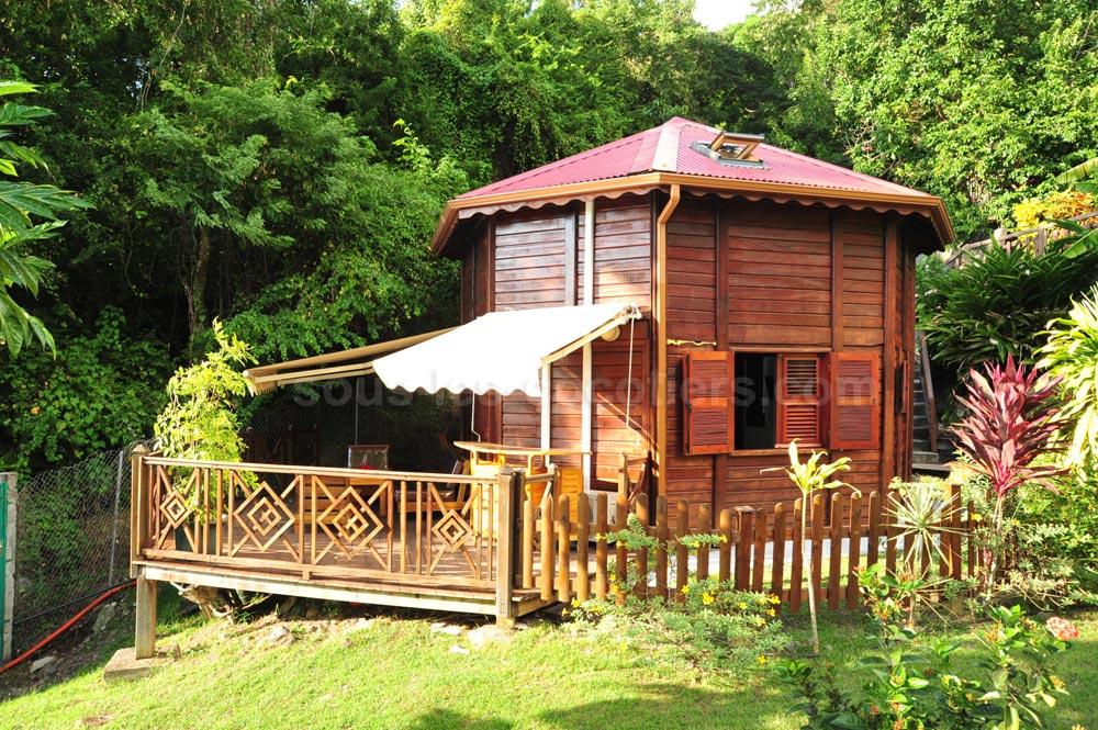 Location bungalow Guadeloupe Domaine du Rocher Noir