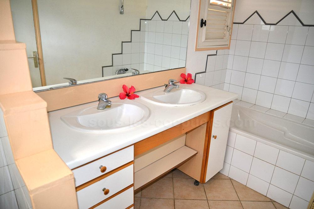 Une Salle De Bain Est Equipee Dune Vasque : une salle de bain est équipée d une vasque : Une vasque de salle de ...