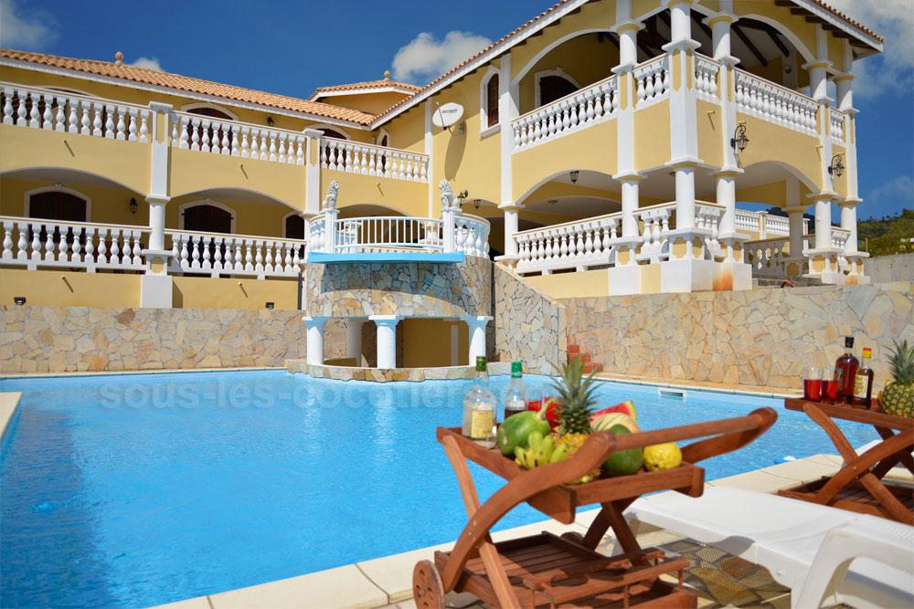 Location Villa Luxe Prestige Martinique Vauclin  Villa  Villa Toscane