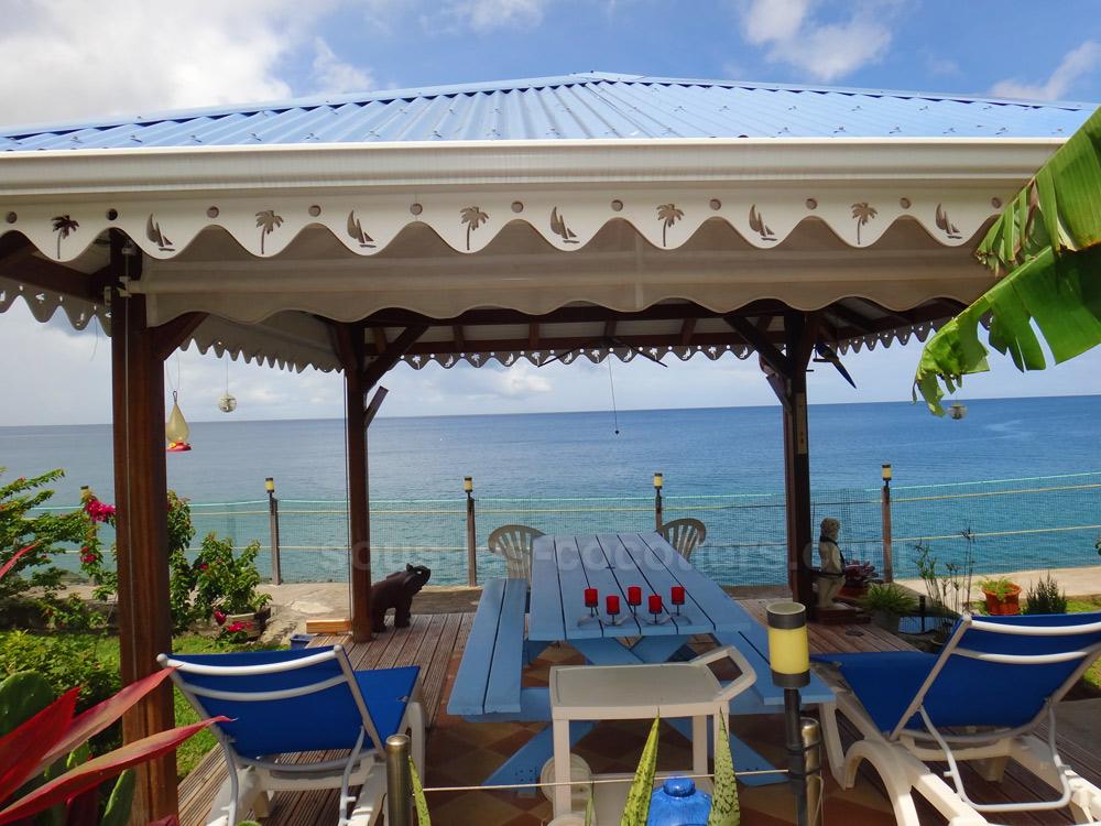 Location Martinique Chambre Hotes Piedanl O Saint Pierre Martinique