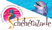 Schéherazade. Sur la Route des Dauphins